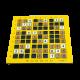 Ahşap Sudoku Oyunu