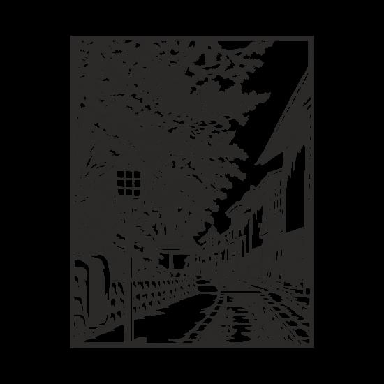 Duvar Dekoru Sokak