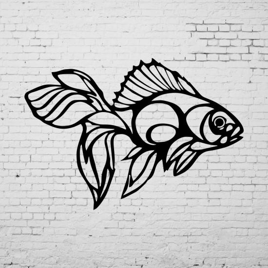 Duvar Dekoru Balık