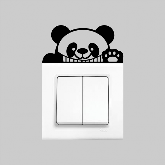 Priz Dekoru Panda