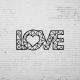 Duvar Dekoru Love Yazisi