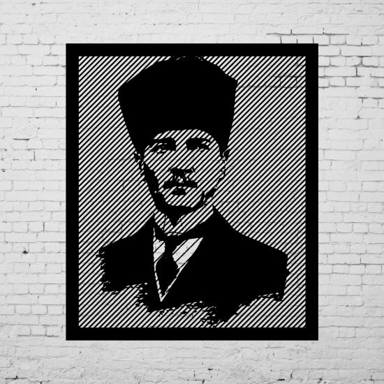 Duvar Dekoru Ataturk (2)